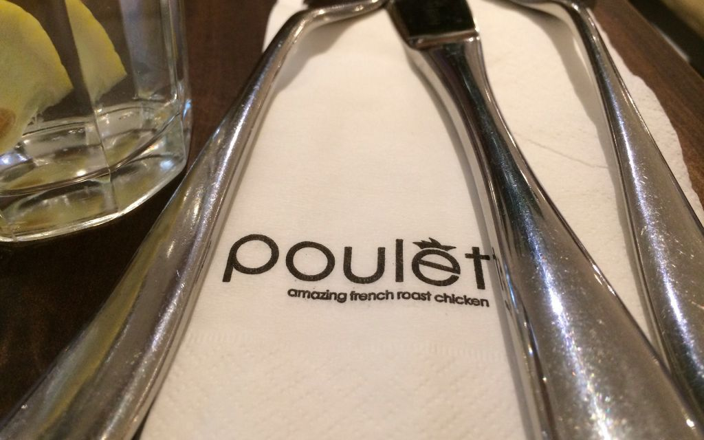 Poulet, and What Makes Food Good