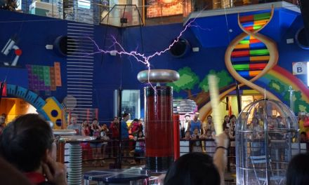 Electrifying Performance at the Singapore Science Centre