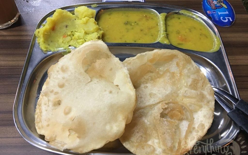 Forget the Prata, Make the Flip to Poori