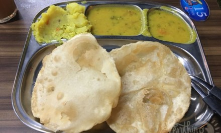 Forget the Prata, Make the Flip to Poori