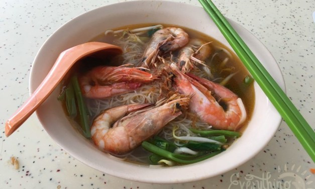 Prawn Noodles Hunt
