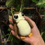 What in the Galaxy are Porgs? (Amigurumi pattern)