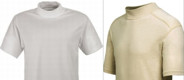 6cea8044a3e Mock Neck T-Shirts Are Your Thing  Here s Where To Get Them