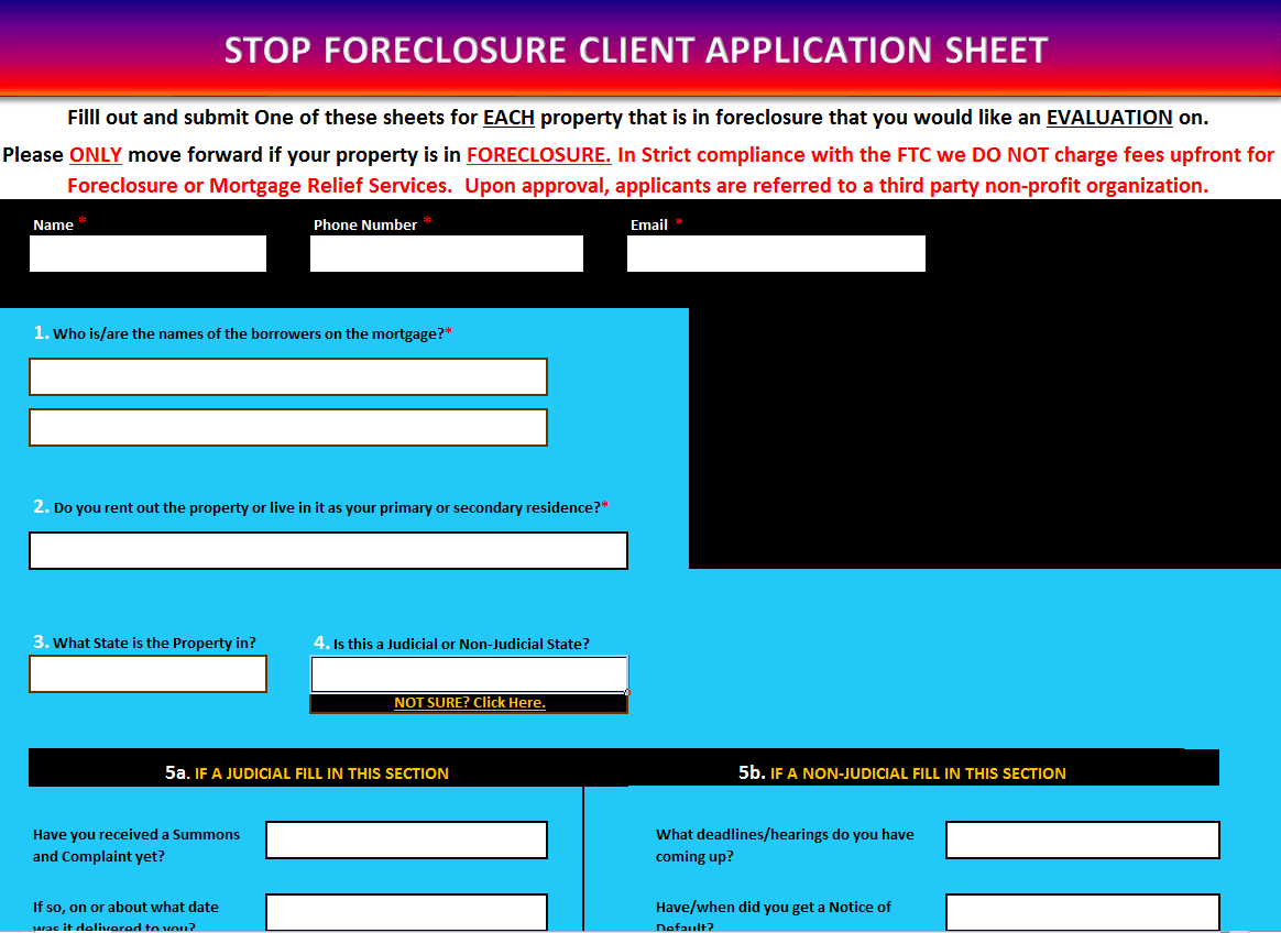 Stop Foreclosureunderstand Contract Law And You Win