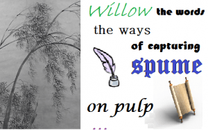 Willow the words