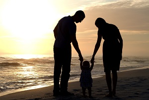 Parents and Child