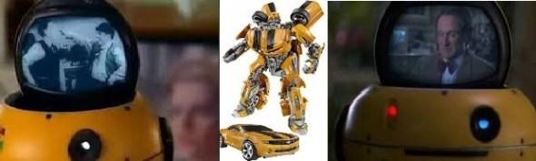 Weebo and Bumblebee