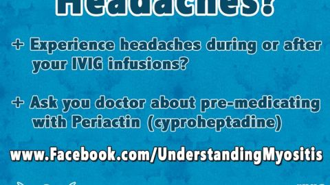 IVIG headaches