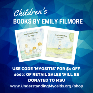 Purchase children's books by Emily A. Filmore to help support MSU