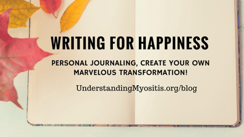 Writing for happiness