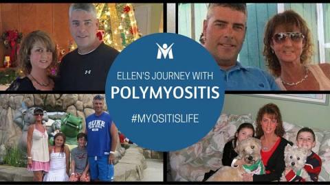 Ellen's journey with Polymyositis