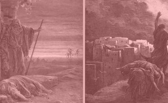 Concubine of Gibeah - Pilegesh BaGiveah