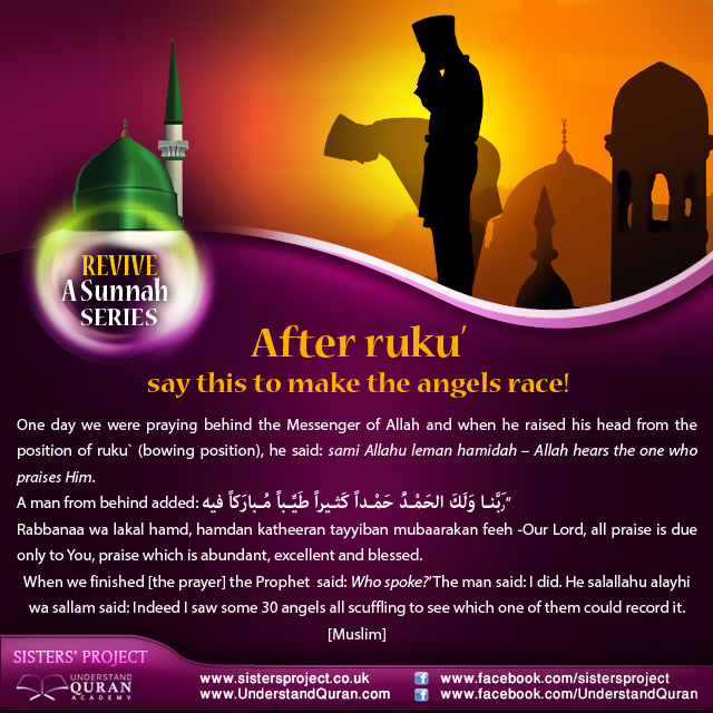 understand-quran-revive-a-sunnah-After-ruku-angels-race