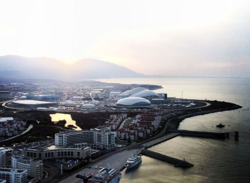 Sochi Coastal Cluster disapproves myths about Russia