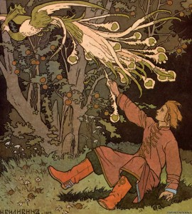 Fairy-tales shape our storytelling skills