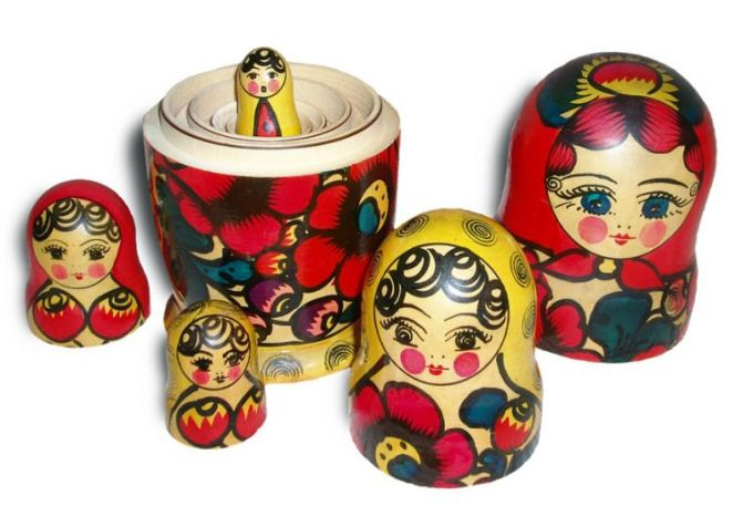 Russian Matryoshkas