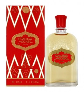 Red Moscow perfume