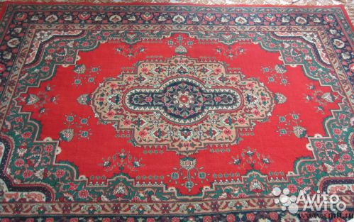 Carpet from Turkmenistan