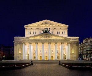 Bolshoy Theater in Moscow