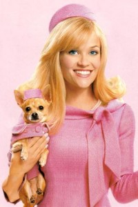 Elle Woods Legally Blonde