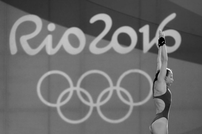 OLYMPIC GAMES RIO 2016 - DIVING - Laura Marino