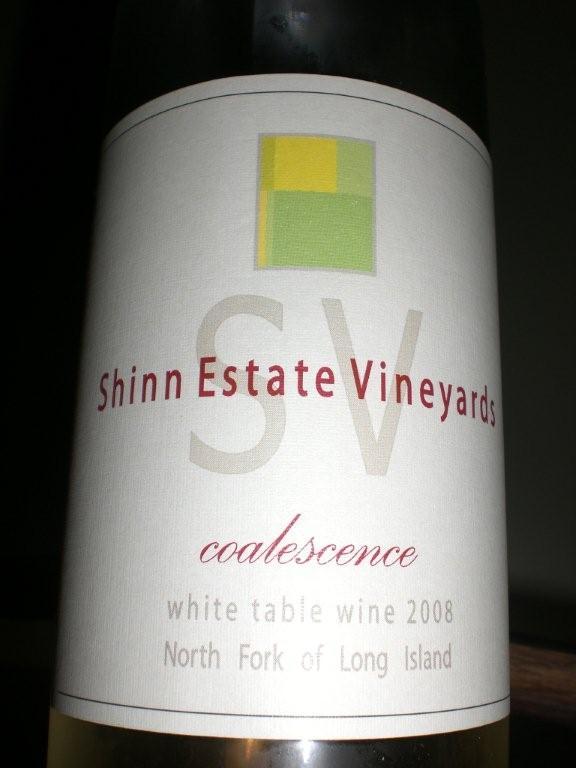 Shinn 2008 Coalescence