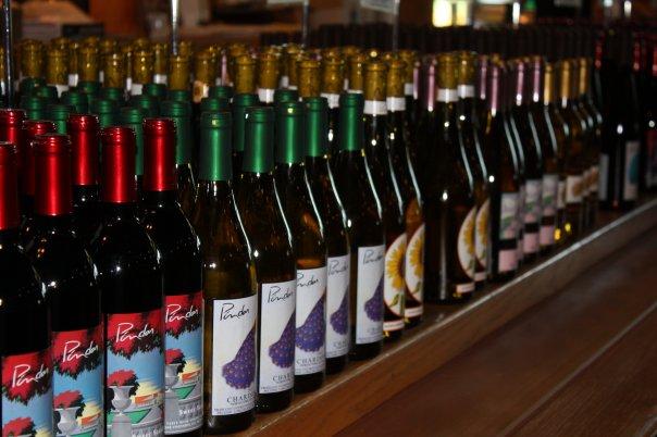 Wines at Pindar