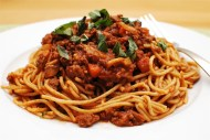 Rich Spaghetti Bolognaise