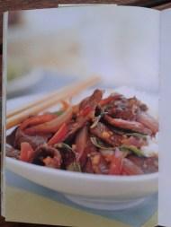 Lamb, Mint and Chilli Stir-fry