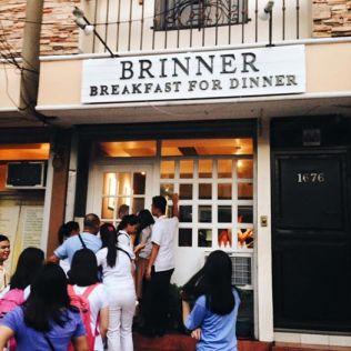 Entrance of Brinner