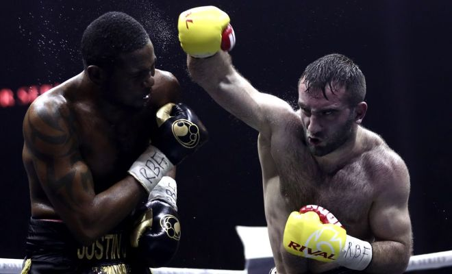Murat Gassiev wins KO12