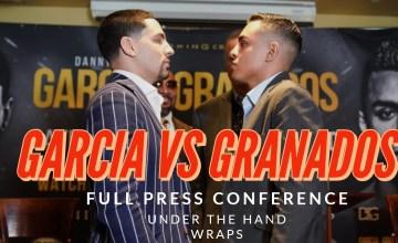 Garcia vs Granados