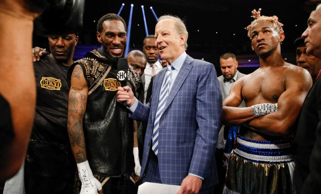 Robert Easter Jr Rances Barthelemy Photo Esther Lin