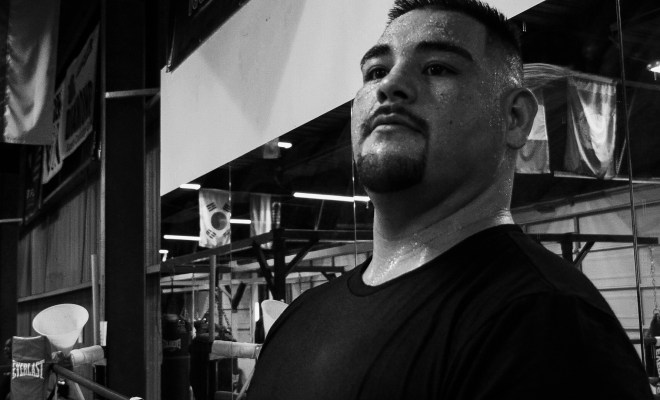 Under the Hand Wraps: Andy Ruiz Jr