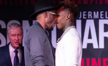 Charlo Harrison Face Off