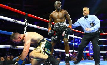Terrance Crawford Photo: Top Rank/Mikey Williams