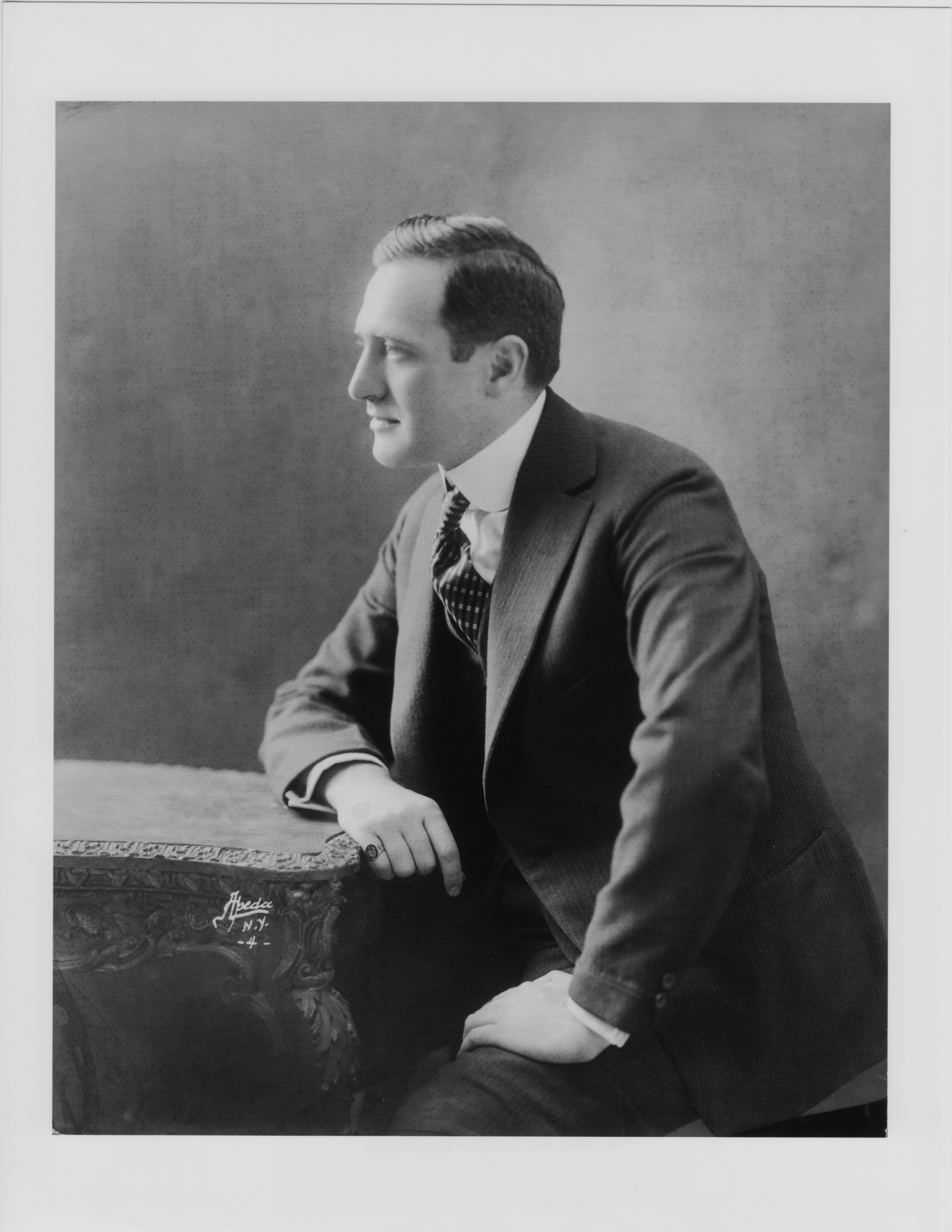 Felix Adler, courtesy Academy of Motion Picture Arts and Sciences