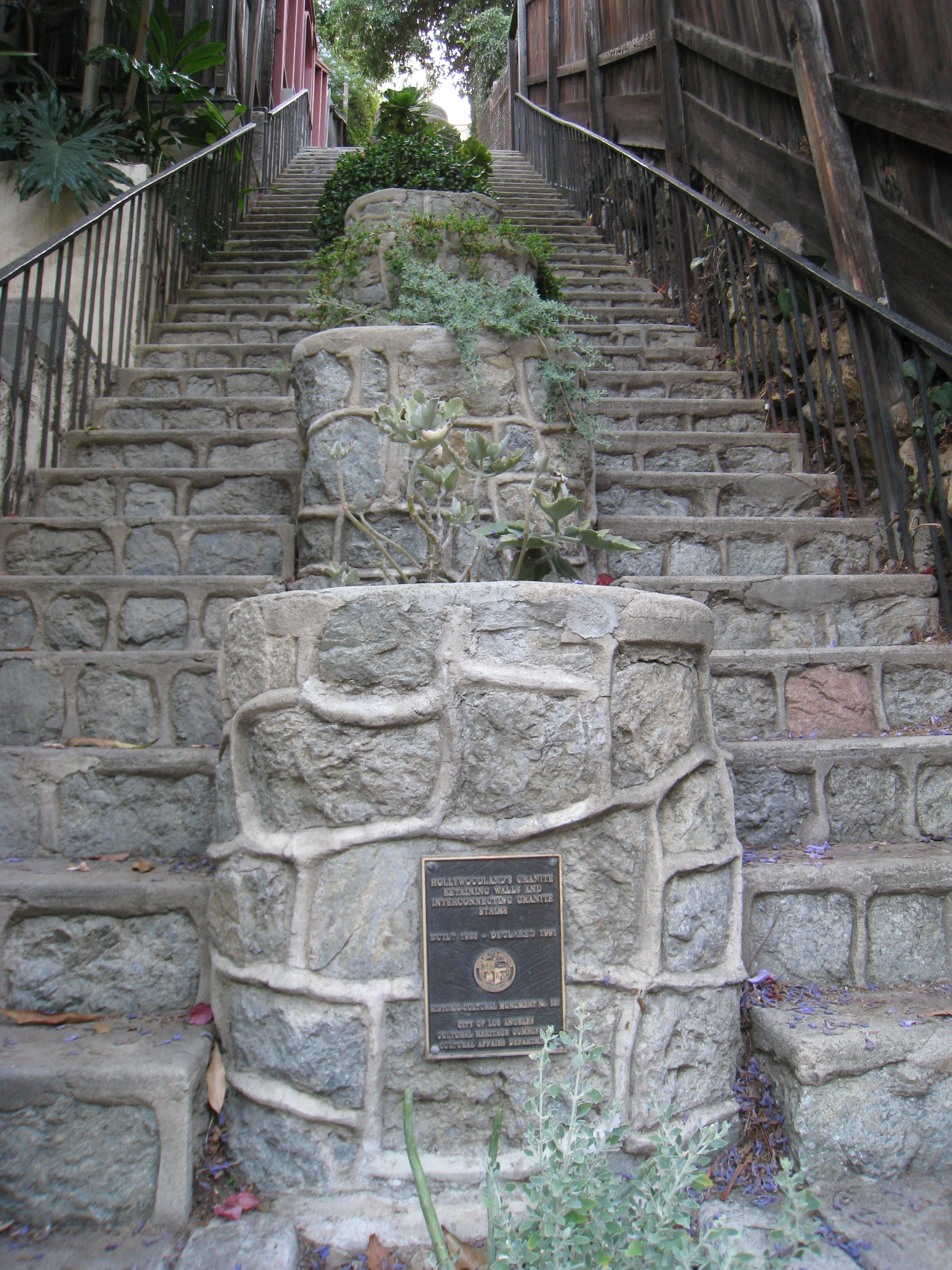 The Belden Stairs