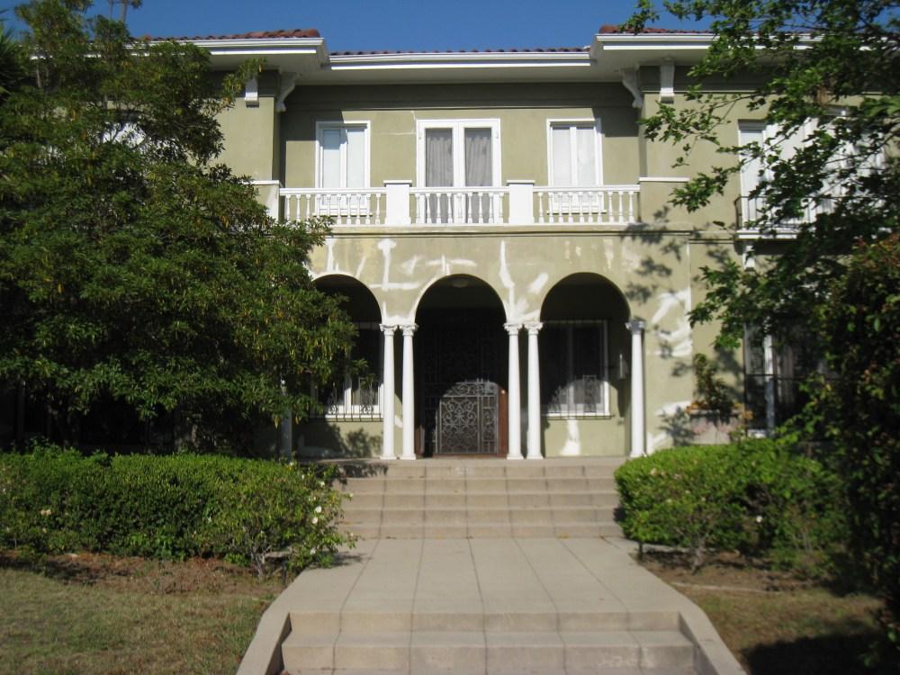 Harold Lloyd Lived Here (3/5)