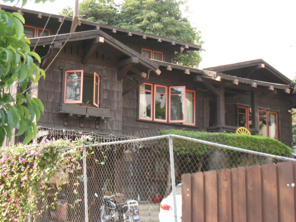 Preston Sturges's Hollywood House--and Its Two Locations (3/4)