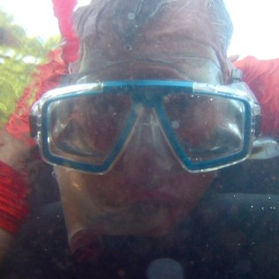 wes siegrist snorkeling