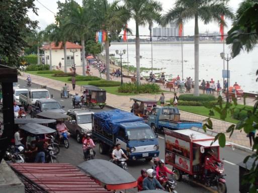 The Riverside, Phnom Penh