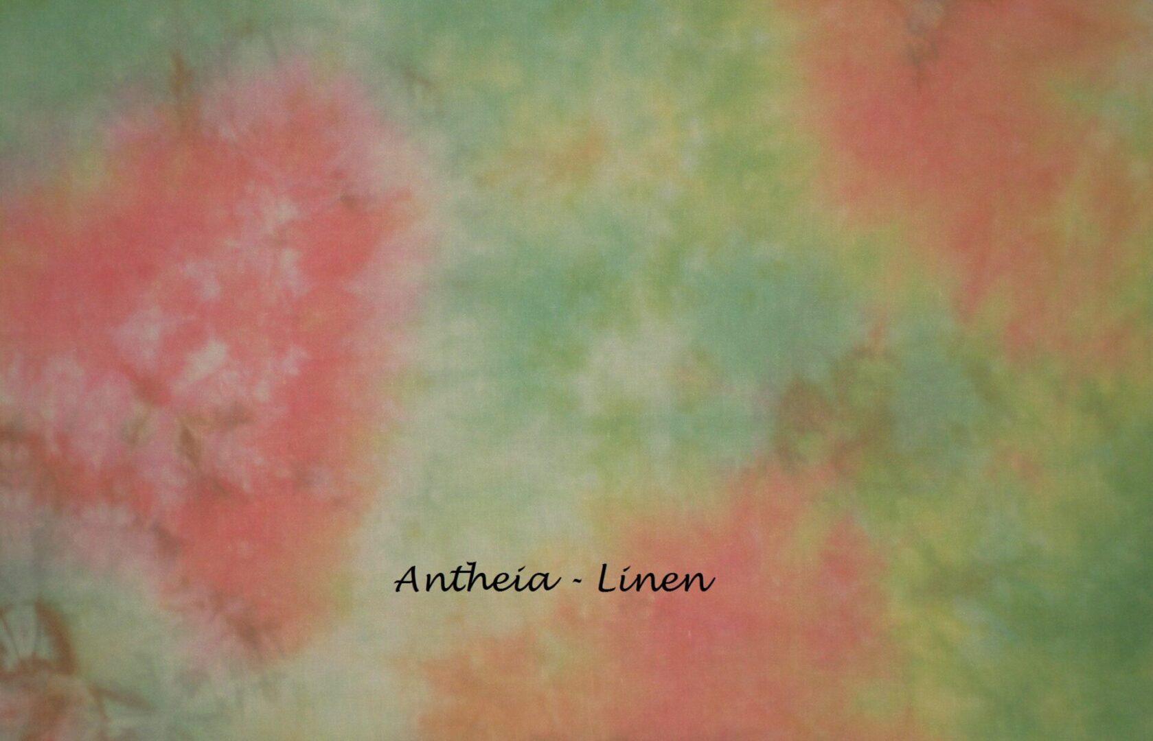 Antheia Linen
