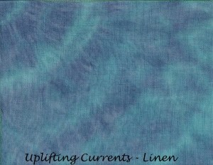 uplifting currents linen