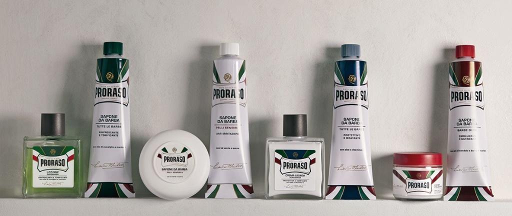 proraso italian shaving products underu4men