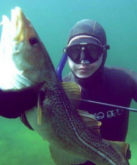 kurser i undervandsjagt - Uv-jagt udstyr