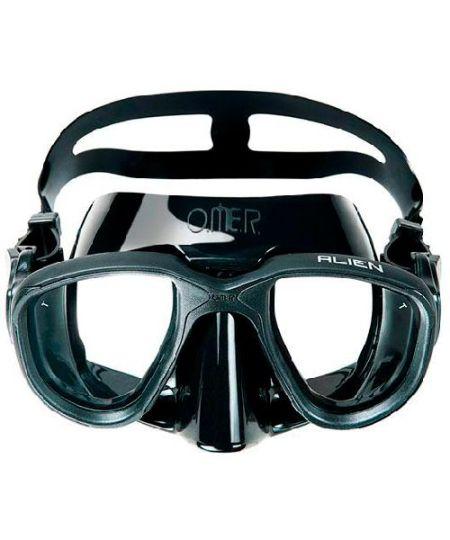 omar alien 500x600 - Dykkermaske til SCUBA