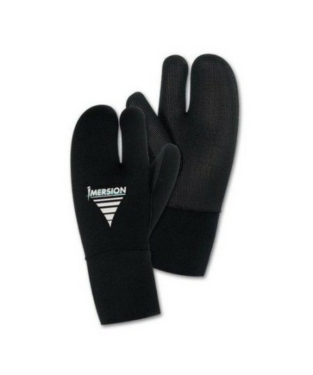 5 MM 3 FINGER HANDSKE IMERSION - 5 MM - 3 FINGER HANDSKE - IMERSION