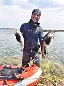 morten med torsk bornholm 225x300 - Uv-jagt udstyr