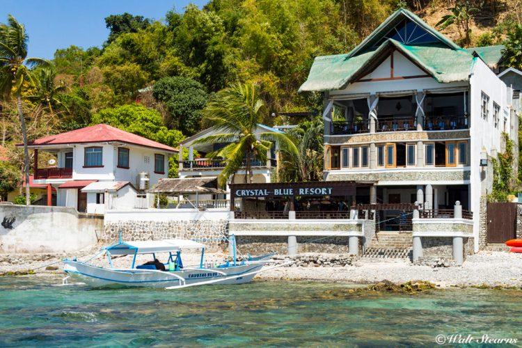 Crystal Blue Resort, Philippines